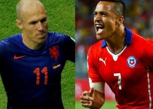 Hollanda - Şili