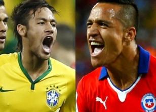 Brezilya - Şili