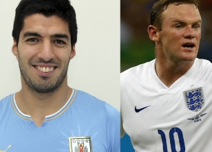 Luis Suarez / Wayne Rooney