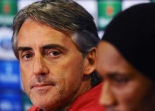Roberto Mancini: 'Ben a��k konu�urum...'