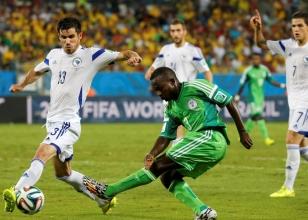 Nijerya 1-0 Bosna Hersek