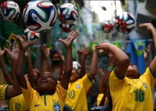 Dünya Kupası, Brezilya ekonomisini uçuracak!