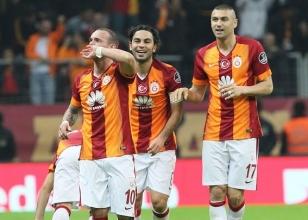 Wesley Sneijder'dan �nan�lmaz Gol