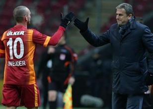 Sneijder: 'Hamzaoğlu, Mourinho gibi' haberi