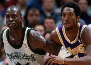 Kobe Bryant'tan Kevin Garnett'e mesaj geldi!
