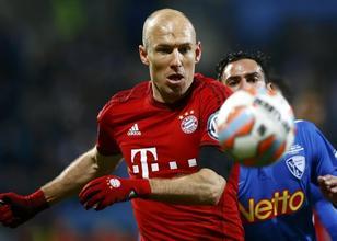 Guardiola: 'Robben hala �ok �ok �nemli'