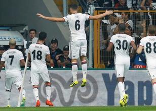 Rizespor - Beşiktaş: Muhtemel 11'ler...
