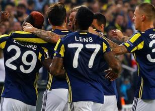 Fenerbahçe'nin yıldızı Jeremain Lens'e herkes hayran
