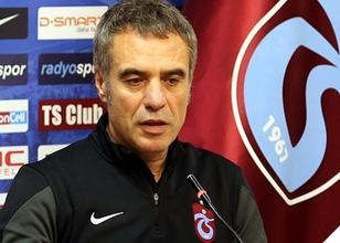 """Trabzonspor Teknik Direktörü Ersun Yanal: """"Zaferin tek şifresi var"""""""