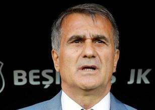 """Beşiktaş Teknik Direktörü Şenol Güneş: """"Bahaneye yer yok!"""""""