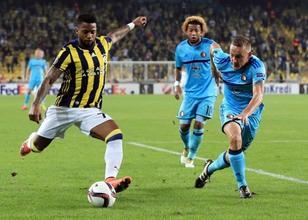 """Fenerbahçe'nin yıldızı Jeremain Lens'tan kendine: """"Böyle futbolcu olmalısınız"""""""
