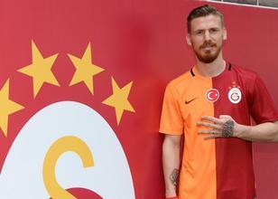 Galatasaray'ın yıldızı Serdar Aziz, yavaş yavaş 11'e