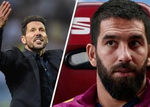 Simeone'nin transfer için şartı; Arda Turan