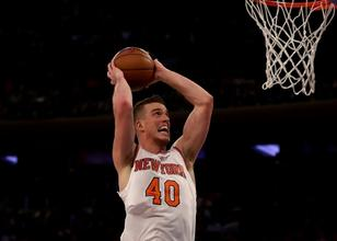 Marshall Plumlee, <br>Los Angeles Clippers'ta