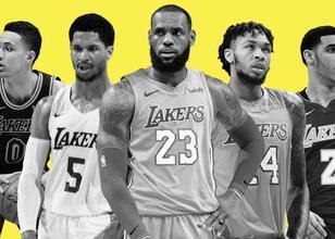 Lakers'ın planladığı bir 'Ölüm Kadrosu' da var