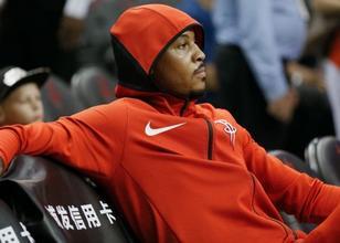 Houston, Carmelo ile yollarını ayırdı! Şimdi hangi takıma gidecek?