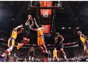Los Angeles Lakers'tan hakemlere görülmemiş tepki: 'Elsiz savunma!'