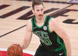 'Indiana Pacers, Gordon Hayward ile ilgileniyor'
