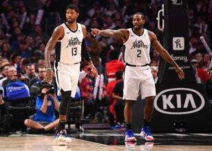 Kevin Durant'in tahmini: 'Bence Clippers kazanır'