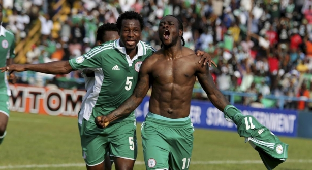 Ставки на матч Иран Нигерия