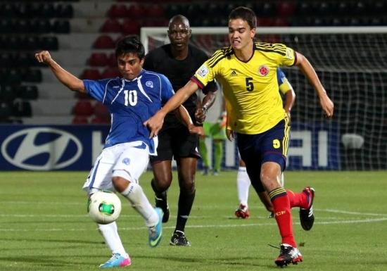 Kolombiya güle oynaya 2. Tur'da