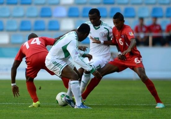 Nijerya 3 puanı 3 golle aldı!