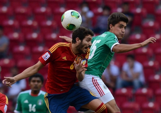 İspanya son anda güldü!