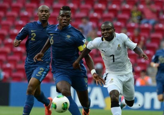 Fransa ilk maçta farkını belli etti