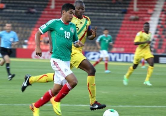 Meksika 3. maçında muradına erdi