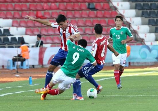 Paraguay emin adımlarla ilerliyor