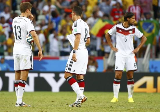 Almanya 2-2 Gana Maçı Geniş Özeti ve Golleri - Dünya Kupası 2014