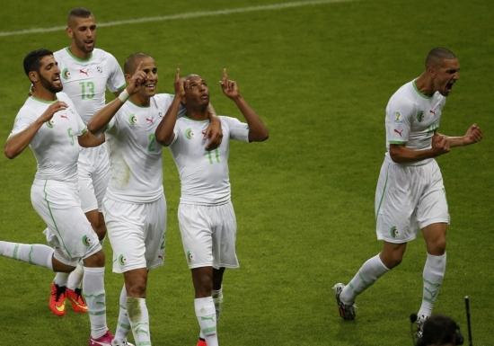 Cezayir 4-2 Güney Kore Maçı Geniş Özeti ve Golleri - Dünya Kupası