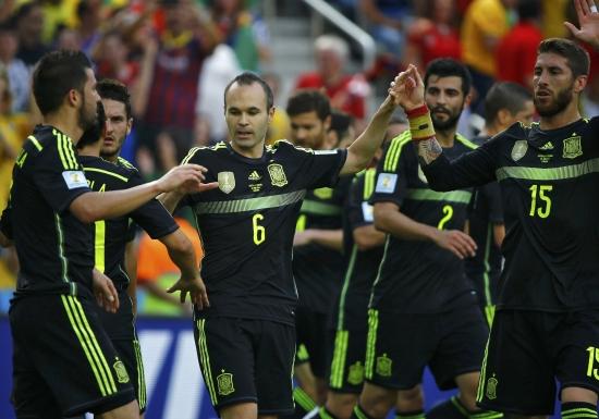 İspanya 3-0 Avustralya Maçı Geniş Özeti ve Golleri - Dünya Kupası