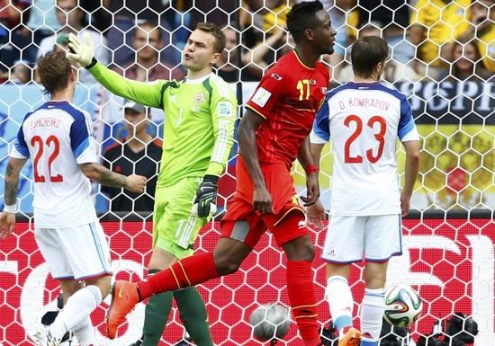 Belçika 1-0 Rusya Maçı Geniş Özeti ve Golü - Dünya Kupası