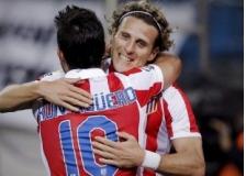 A. Madrid'te forvetler işbaşı yaptı: 2-4