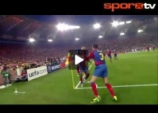 2009 yılı o unutulmayan Barça – MANU finali