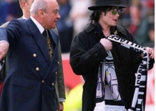 Fulham ve Michael Jackson