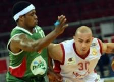 Galatasaray ve Karşıyaka'nın zorlu kapışması