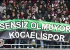 Kocaelispor'da SMS kampanyası