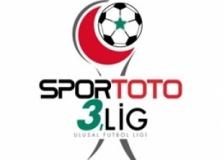 Üçüncü Lig'de 27. hafta maçları