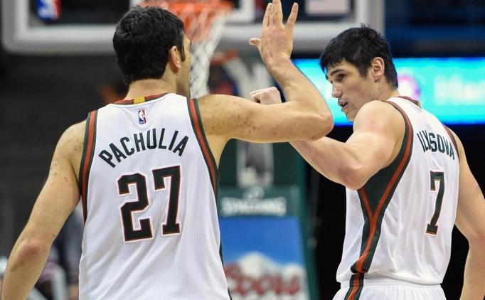 NBA'DEN YILDIZLAR YA�ACAK!