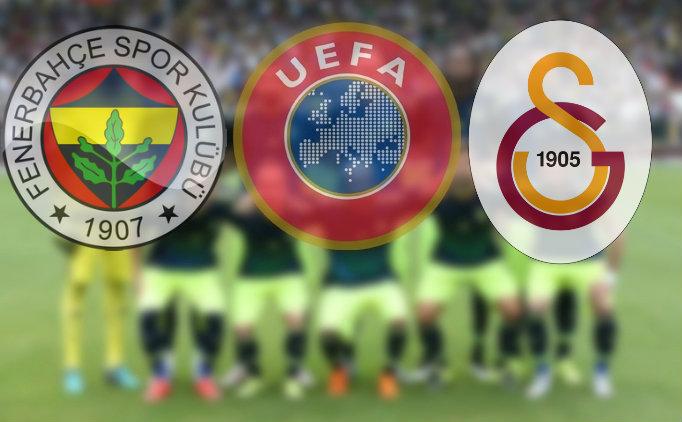 ... VE UEFA RESMEN A�IKLADI