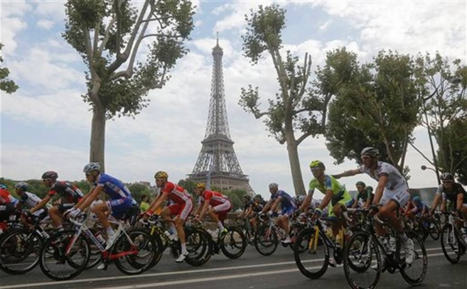 TOUR DE FRANCE BA�LIYOR!