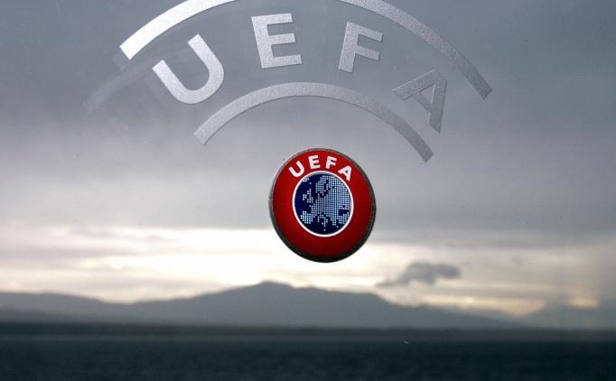 M�LL� MA� �NCES� OLAY E-MAIL ���N UEFA'DAN FLA� A�IKLAMA