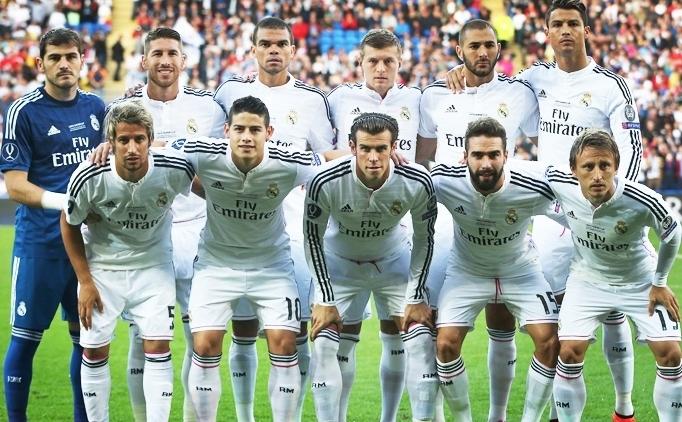 ..VE REAL MADRID'DE 2 AYRILIK DAHA RESMEN DUYURULDU!..