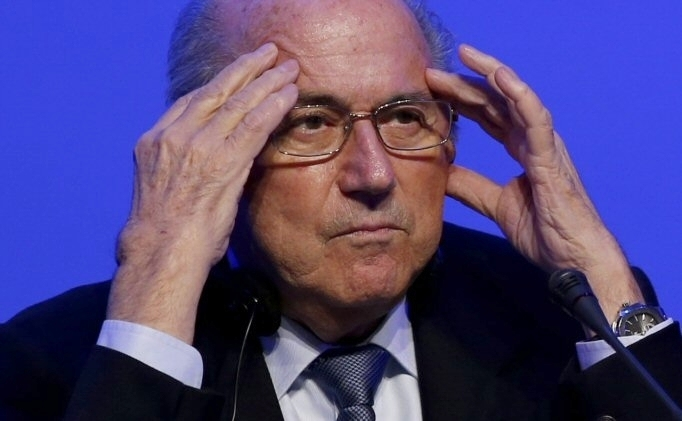 FIFA'DA DEPREM! TUTUKLAMA!