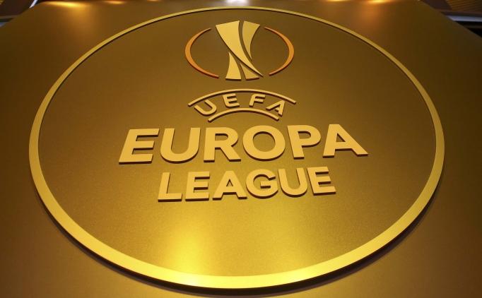 ��TE UEFA AVRUPA L�G�'NDE RAK�PLER! SERT E�LE�MELER...
