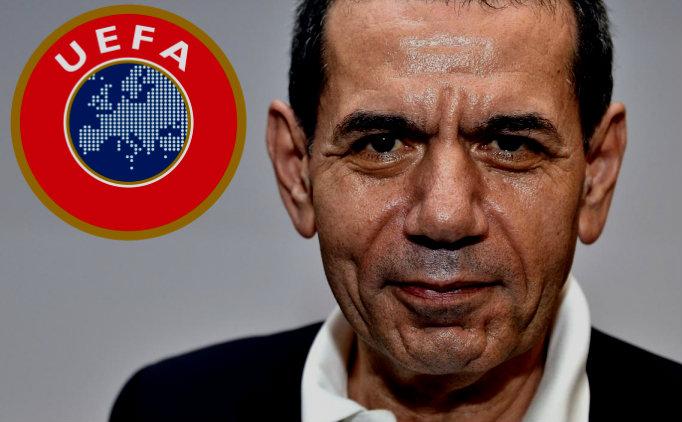 G.SARAY'IN UEFA'YA TEKL�F�