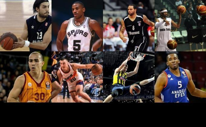 GEÇMİŞTEN BUGÜNE NBA'DEN TÜRKİYE'YE GELEN YILDIZLAR!..