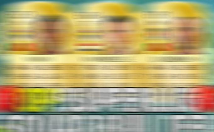 S�PER L�G'DEN FIFA 2017'Y� SALLAYACAK TEK B�R �S�M VAR